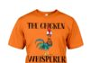 The chicken whisperer Hei Hei the Rooster shirt
