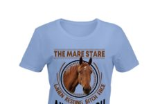 The mare stare when resting bitch face ain't enough shirt