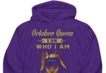 October queen who i am your approval isn't needed