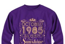 October 1985 33 years of being sunshine