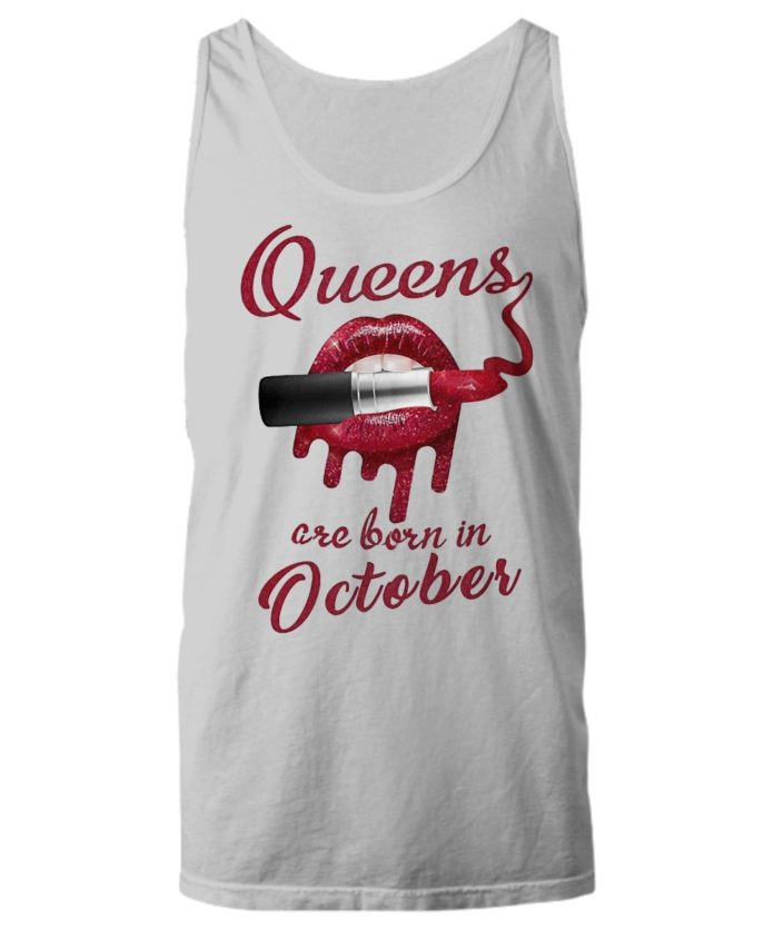 Red glitter and lipstick queens are born in October