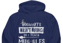 Hogwarts wasn't hiring so I teach muggles
