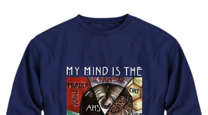 My mind is the horror story