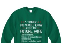 5 things you should know about my future wife