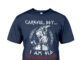 Viking careful boy I am old for a good reason shirt