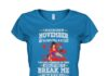 Wonder Woman I was born in november my scars tell a story shirt