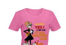 Yes I am the crazy chicken lady shirt