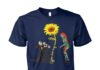 You are my sunshine Jack and Sally unisex cotton tee