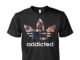 Addicted Adidas Shameless unisex shirt