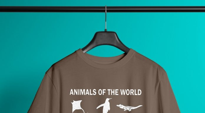 Animals of the world shirt