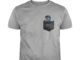 Blue Raptor Pocket Jurassic World shirt