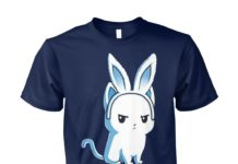 Cat who are you calling cute unisex cotton tee