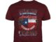 Christian faith and convictions american by birth shirt
