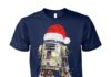 Christmas Star Wars R2-D2 unisex cotton tee