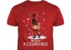 Deadpool Merry Kiss My Ass shirt