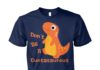 Don't be a cuntasaurus unisex cotton tee