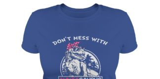 Flower Don't mess with Auntasaurus you'll get Jurasskicked shirt