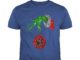 Grinch Hand Autism Christmas shirt