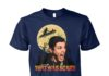 Halloween Dean Winchester that was scary unisex cotton tee