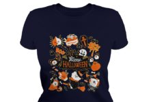 Halloween KPop Korean Pop Music Fashion BT21 shirt