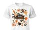 Halloween k pop korean pop music fashion bt21 unisex cotton tee