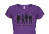 Halloween serial killers horror movie friends women's v-neck