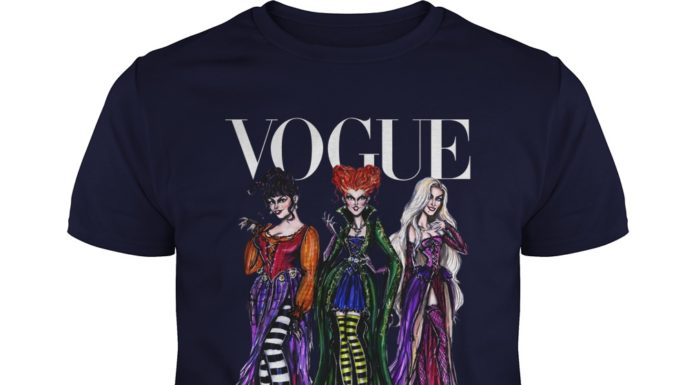 Hocus Pocus Vogue shirt