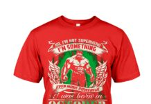 Hulk no I'm not superhero I'm something even more powerful I was born in October shirt