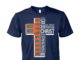 I can do all things through Christ who strengthens me florida gators unisex cotton tee