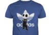 Jack Skellington Adidas shirt