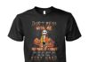 Jack Skellington don't mess with me my mom is crazy unisex shirt