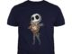Jack Skellington hug Crown Royal unisex shirt