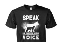 John Wick speak for those who have no voice unisex shirt