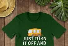 Just turn it off and restart it that fixes everything shirt