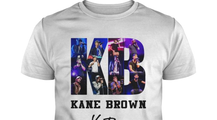 Kane Brown KB shirt