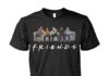 Leatherface Krueger Jason Voorhees Myers Pennywise IT friends movie unisex shirt