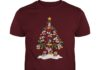 Mickey Christmas tree shirt