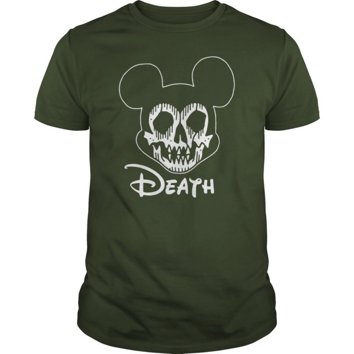 Mickey Disney Death Halloween shirt