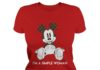 Mickey Mouse Louis Vuitton I'm A Simple Woman shirt