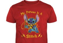 My Patronus is a Stitch shirt