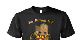 My patronus is a Groot unisex shirt