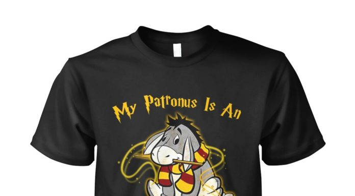My patronus is an Eeyore unisex shirt
