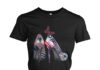 New England Patriots Glitter High Heels women shirt