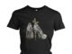 Orleans Saints Glitter High Heels women shirt