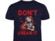 Sally and Jack Skellington don't dream it be IT shirt