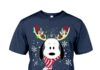 Snoopy Christmas Reindeer shirt
