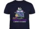 Snoopy and Charlie Brown peace love and cure alzheimer's awareness shirt