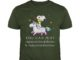 Snoopy and woodstock ride unicorn you can just supercalifuckilistic kissmyassadocious shirt