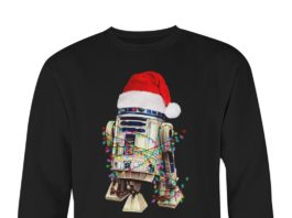 Star Wars R2-D2 Christmas sweatshirt
