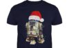 Star Wars R2D2 Christmas LED Light shirt